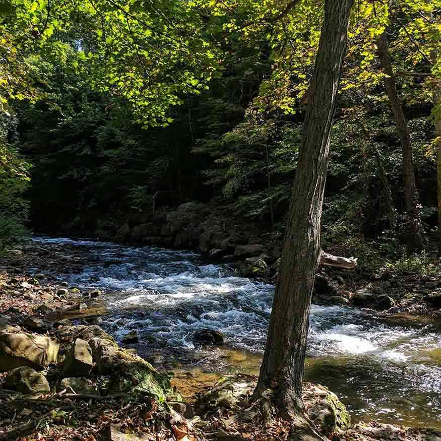 30 Day Trips within 30 Minutes of Rochester: Channing H Philbrick Park PKA Linear Park