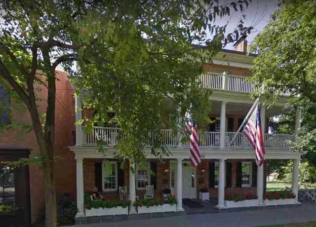 Historic Inns Around Rochester: Aurora inn