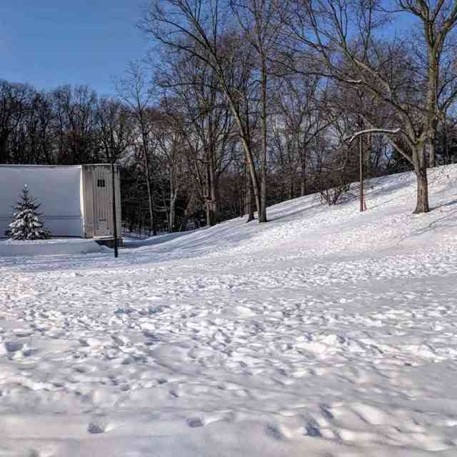Sledding Hills Around Rochester: Highland Bowl