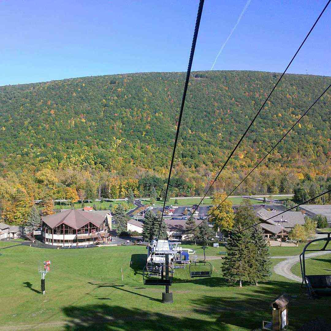 Autumn in Rochester: Bristol Mountain
