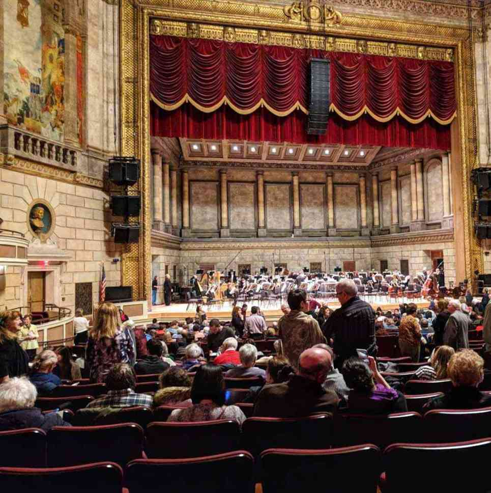 VIP Pass: Eastman Theater RPO