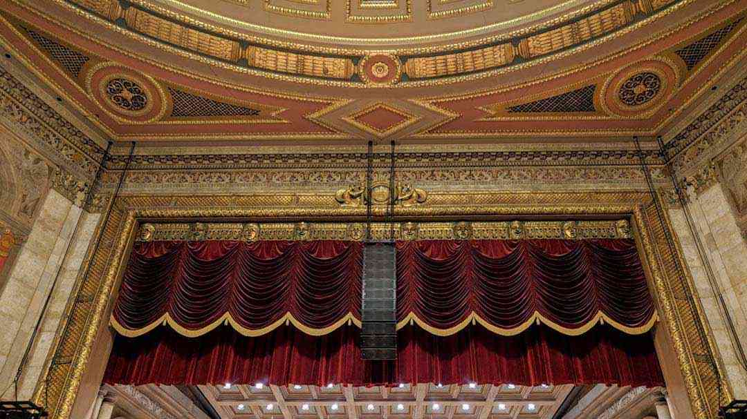 Eastman Theatre Kodak Hall