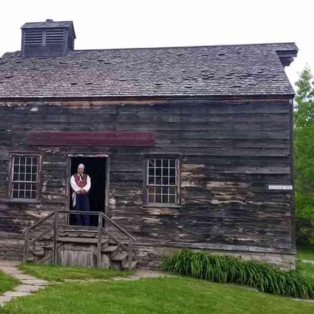 Genesee Country Village and Museum Interpreter