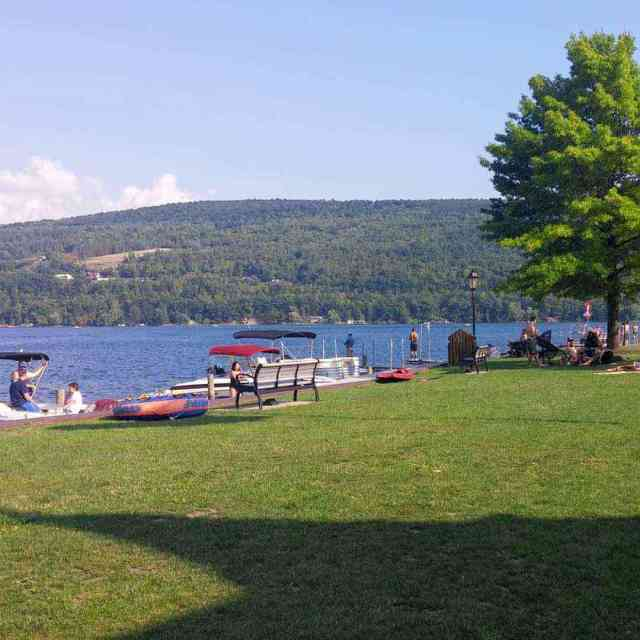 Hammondsport Keuka Lake