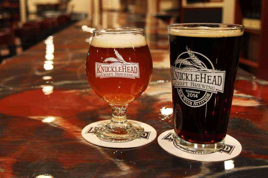 Breweries in Monroe County - Knucklehead Craft Brewing