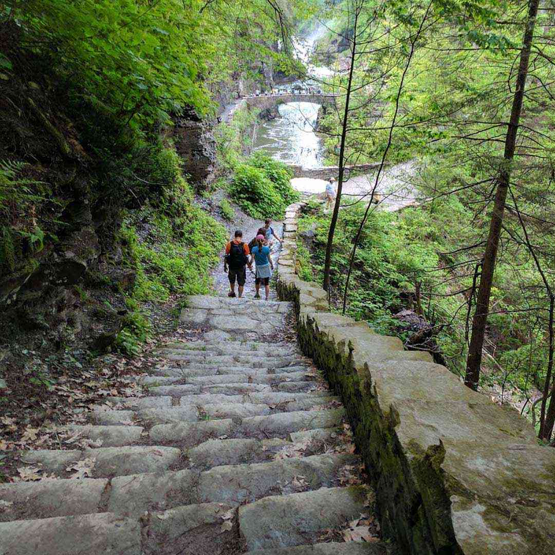 Date Night in Rochester: Letchworth State Park
