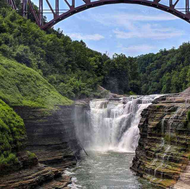 Best New York Attractions - Letchworth State Park