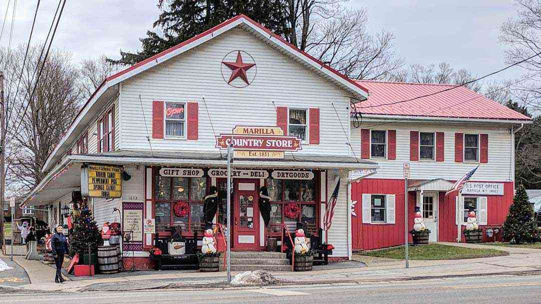 5 Old Country Stores Around Rochester