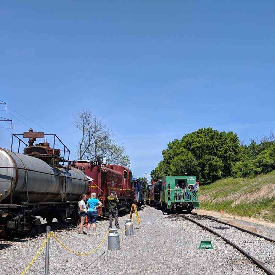 Day Trips from Rochester: Rochester Genesee Valley Railroad Museum