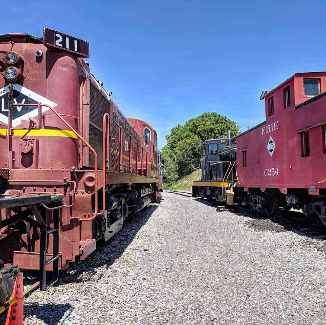 Rochester Genesee Valley Railroad Museum