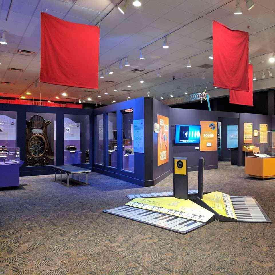 Rochester Museum Science Center Sound Sense