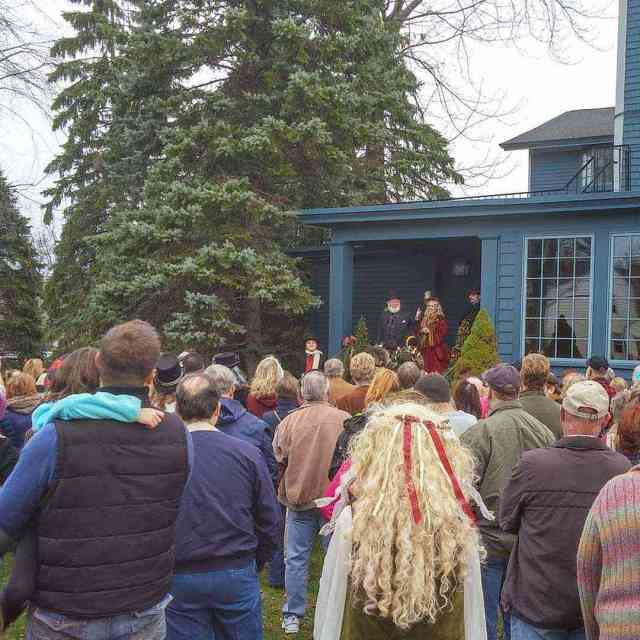 Events around Rochester - Dickens Christmas in Skaneateles