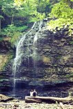 Hamilton Waterfalls, Waterfalls in Ontario, Beautiful Places in Ontario, hiking Trails Ontario, Tiffany Falls, Hamilton Ontario