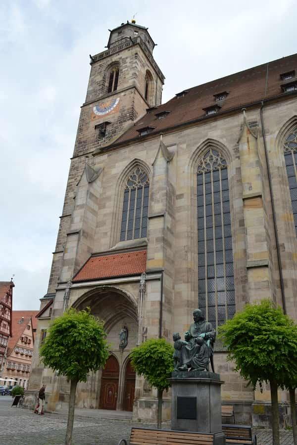 St. George's Minster in Dinkelsbühl