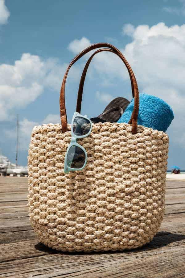 Packing a Beach Bag