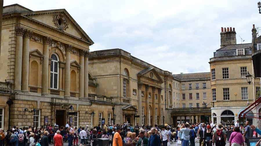 Day Trip in Somerset: Bath