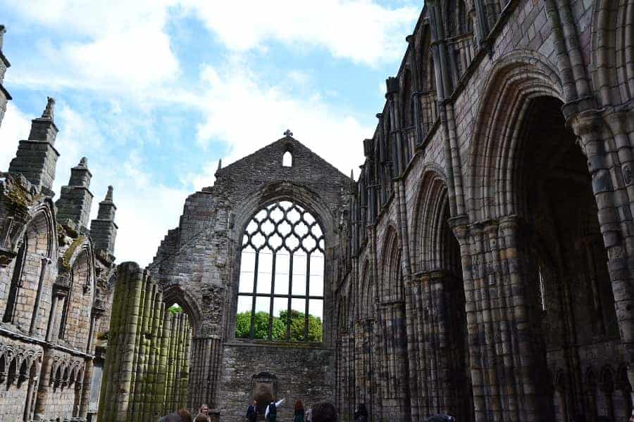 Holyroodhouse Abbey