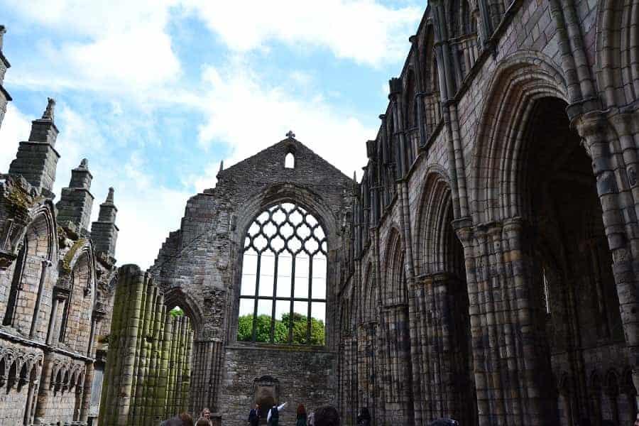 Holyroodhouse Abbey