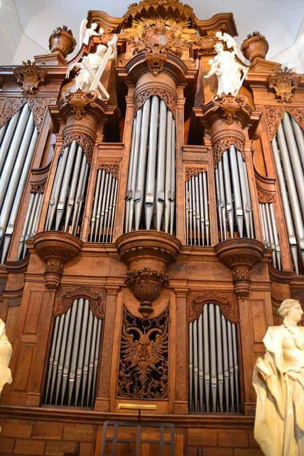 Gengenbach Organ Case