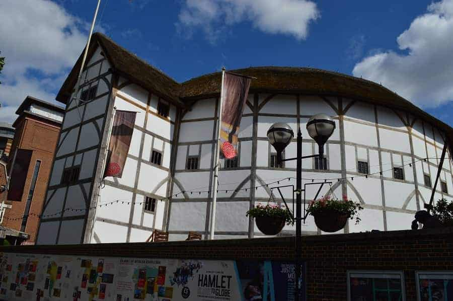 Visit Globe Theater in London