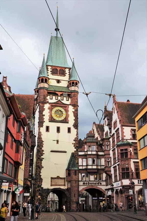 Martinstor Frieburg Germany