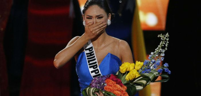 Ms. Philippines Wins Miss Universe Crown