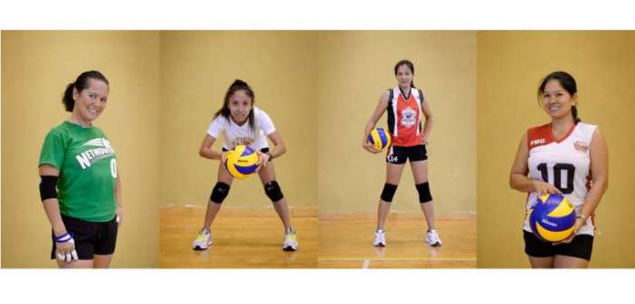 Volleyball league for Filipinas a hit