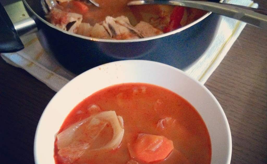 Tom Yum Gai (Chicken Tomyum Soup)