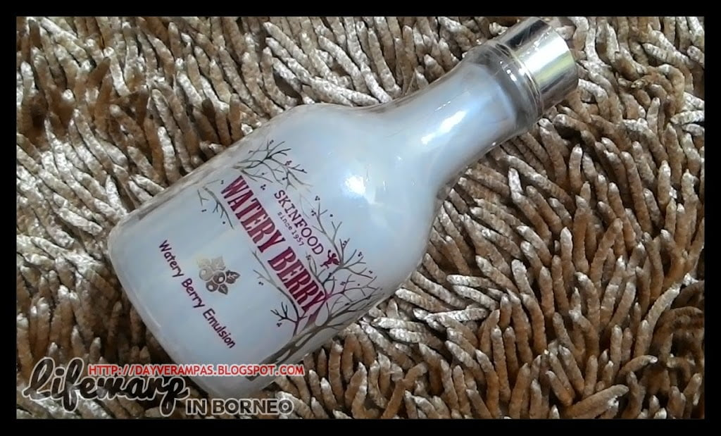 Review: Skinfood Watery Berry Emulsion
