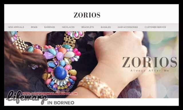 The Jesselton Girl Shopping: Zorios