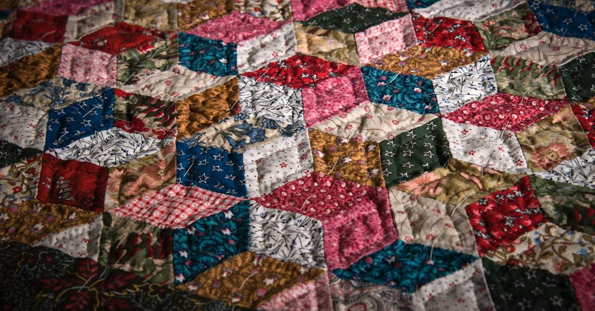 Let Me Get My Girly Shit: My Favourite Quilt Projects