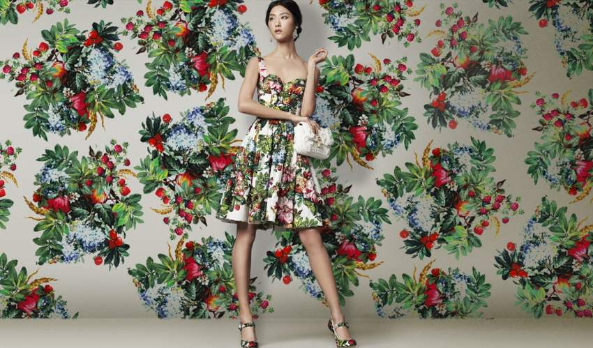 Try-the-Biggest-Spring-Floral-Dresses-Fashion-Tends-2014-womenswear-floral-print-full-skirt-dress