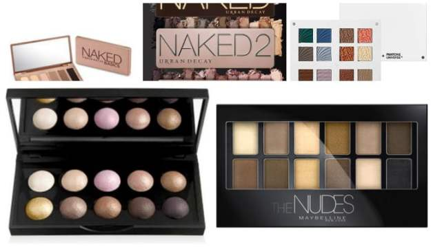 Let Me Get My Girly Shit: 10 Must-Have Eyeshadow Palettes