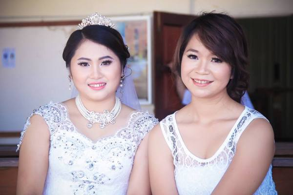 The Jesselton Girl HMUA: Bride Helen Joseph (Papar)