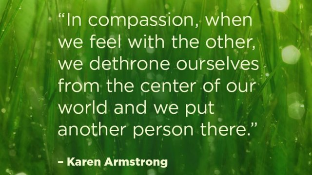 Book: Twelve Steps To a Compassionate Life (Karen Armstrong), The Jesselton Girl