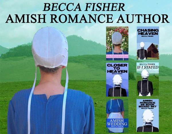 The Jesselton Girl Book: Becca Fisher's Heavenly Blessing (Amish Romance)