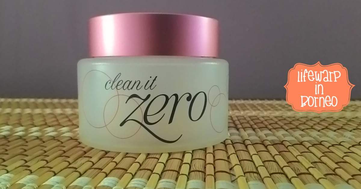 Review: Banila Co. Clean It Zero (Sherbet Cleanser)