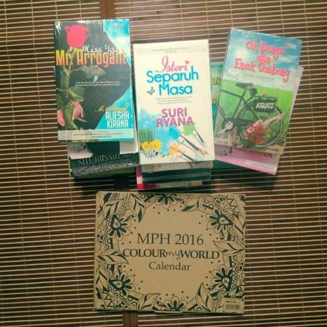 The Jesselton Girl Books: My Favourite December 2015 Books