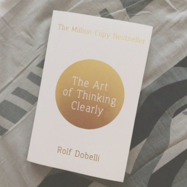 Book: Rolf Dobelli – The Art of Thinking Clearly