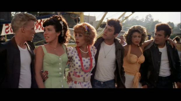 The Jesselton Girl Steal That Look: The Grease (1978)