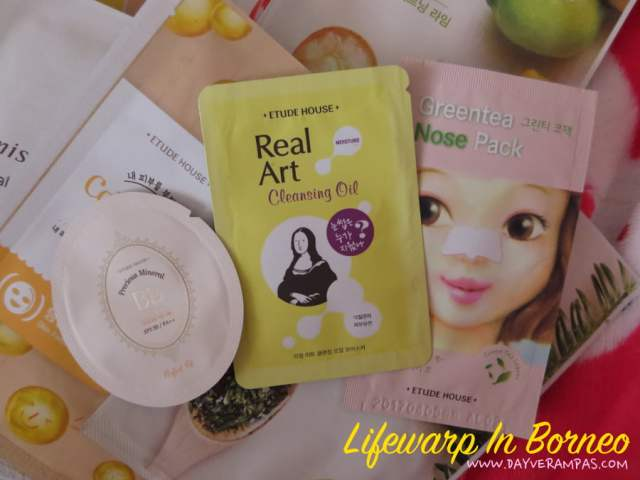 Shopping: Beauty Haul with Major B, The Jesselton Girl
