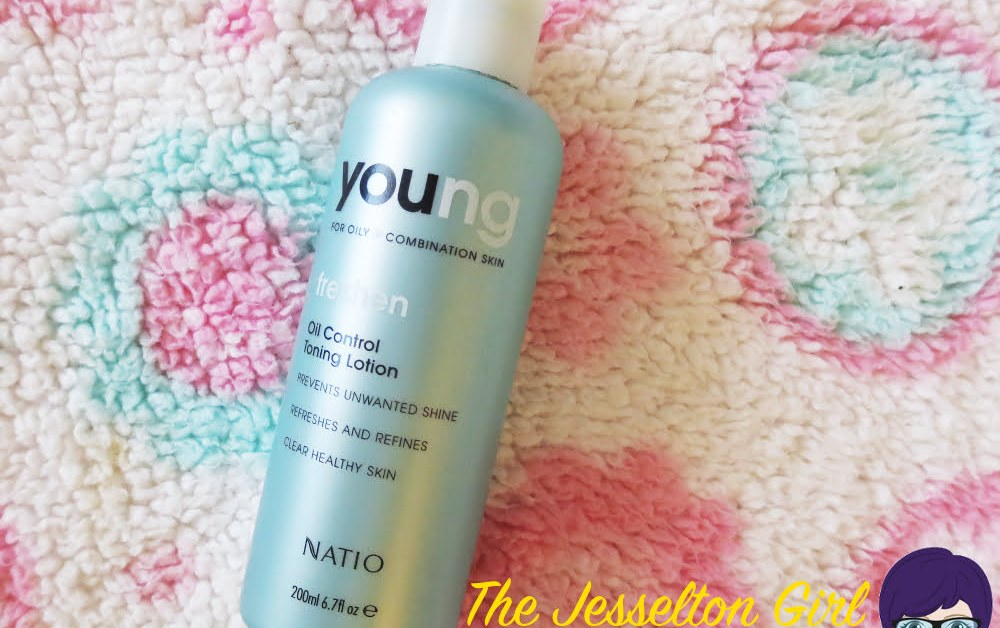 Review: Natio Young Oil Control Toning Lotion