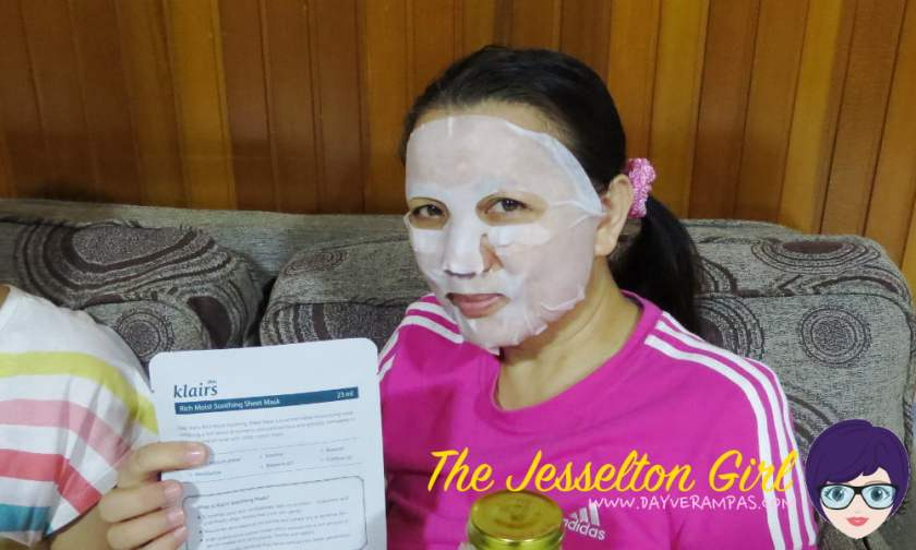 The Jesselton Girl Special: Celebrate Mother's Day with Kinohimitsu Bird's Nest & Klairs Rich Moist Soothing Mask