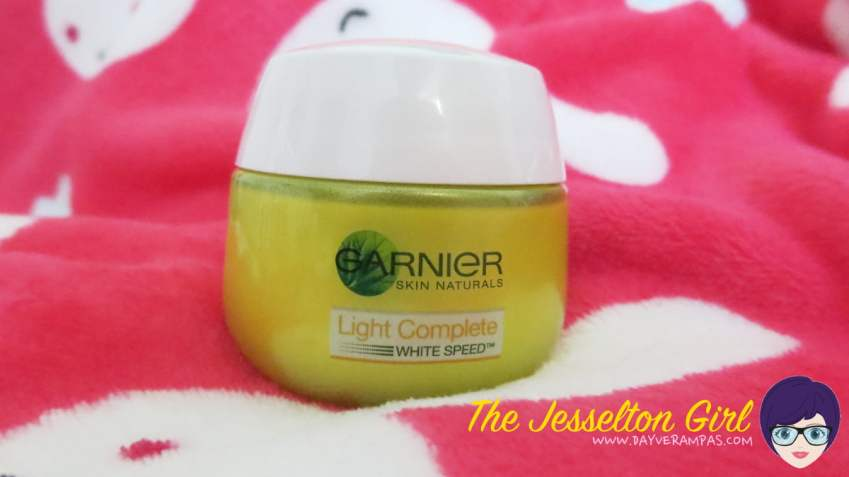 The Jesselton Girl Review: Garnier Light Complete Multi-Action Extra UV Protection Serum Cream SPF 19/PA+++