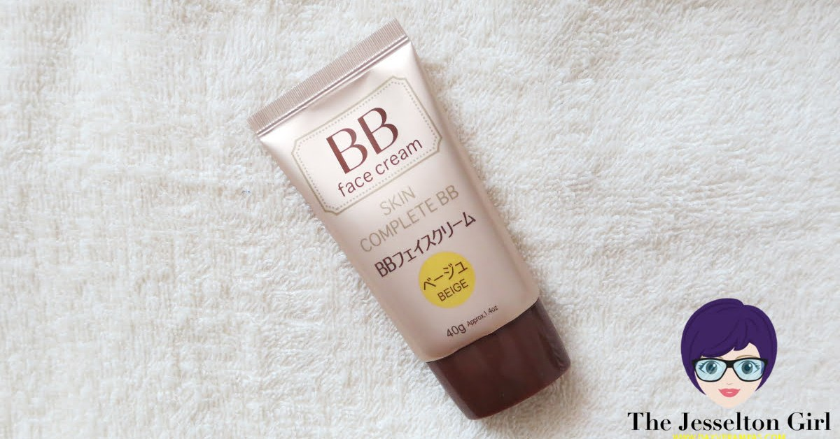 Review: Daiso Skin Complete BB Face Cream