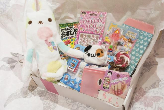 The Jesselton Girl Promotion: The Cheapest Kawaii Box from Japan
