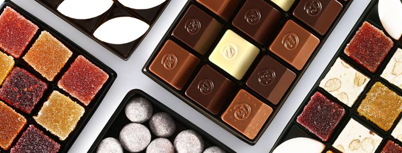"The Jesselton Girl Shopping: zChocolat is Recognized as ""The Fifty Best Chocolate"""