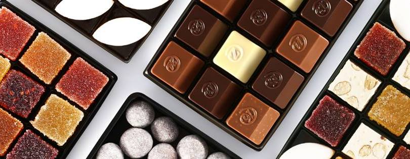 "Shopping: zChocolat is Recognized as ""The Fifty Best Chocolate"""