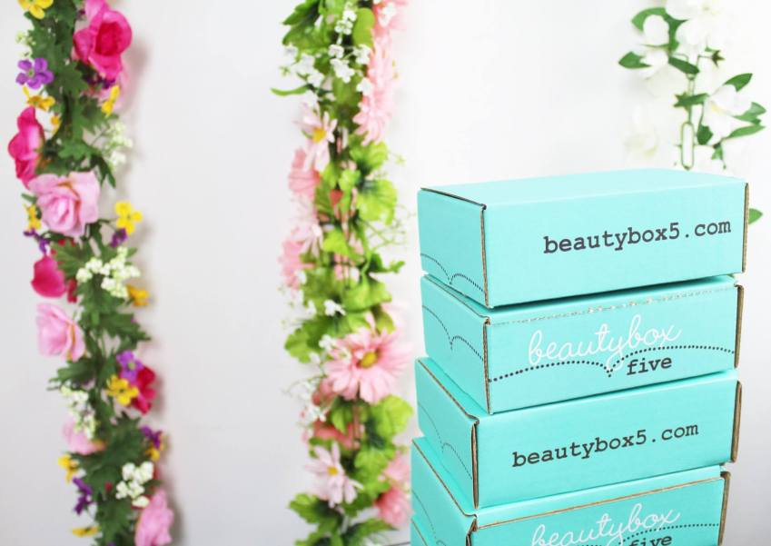 The Jesselton Girl Shopping: Deluxe Treats from Beauty Box 5