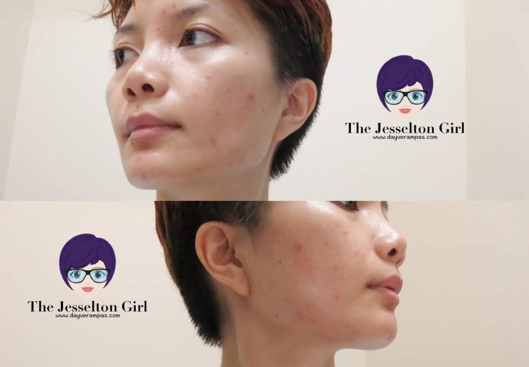 Daiso Collagen Face Mask